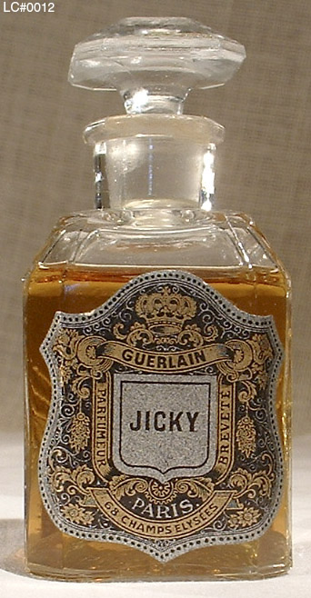 Guerlain's Jicky, one of the scents featured in The Art of Scent at the Museum of Art & Design, New York